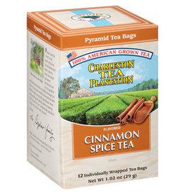Charleston Tea Plantation Cinnamon Spice Tea 1.05oz - 12 Teabags
