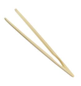 "Bamboo Toast Tongs, 8""/30"