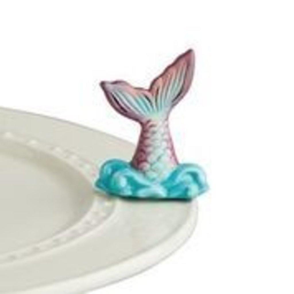 nora fleming mermaid moments mini (mermaid tail)