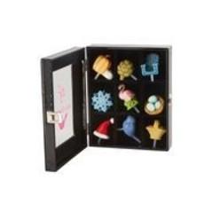 nora fleming keepsake box - holds 9 minis