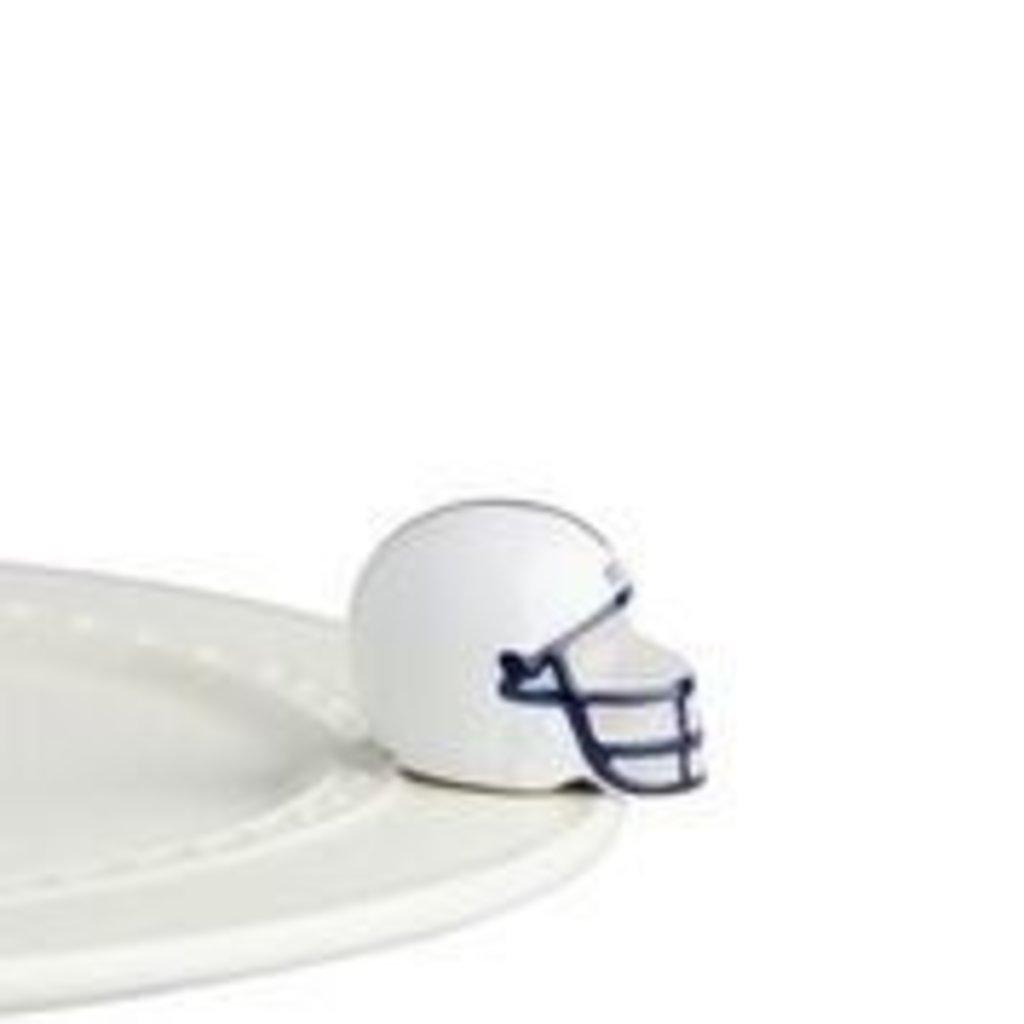 nora fleming penn state helmet mini