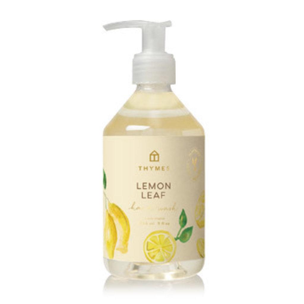 Thymes Thymes Lemon Leaf Hand Wash