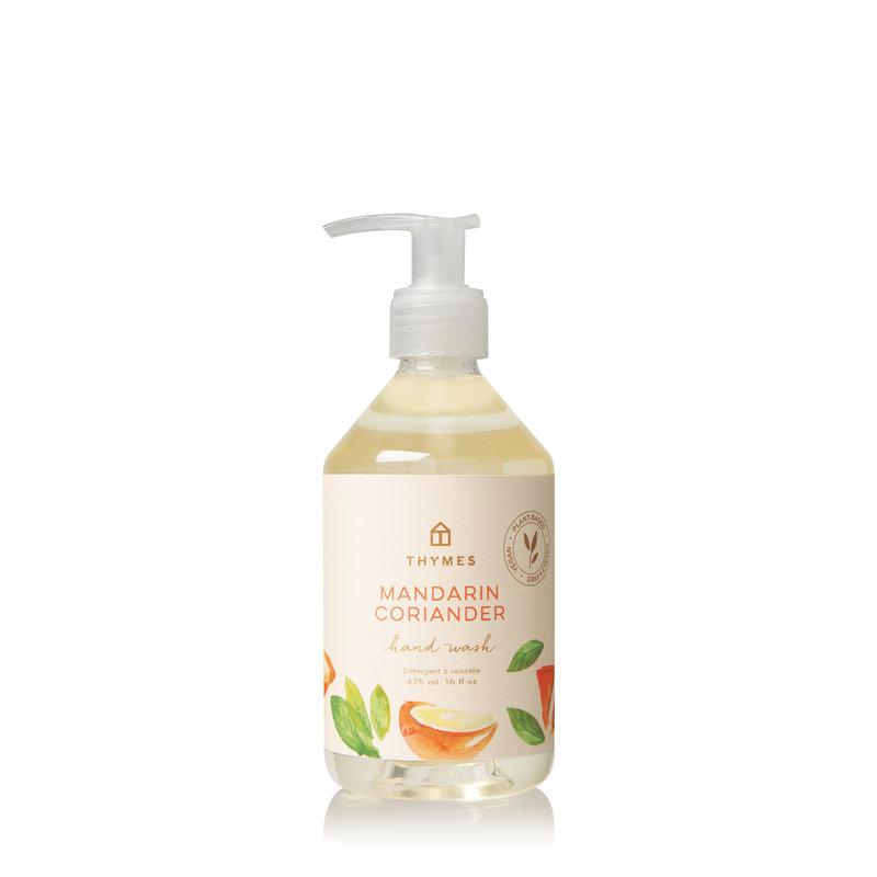 Thymes Mandarin Coriander Hand Wash 9 oz
