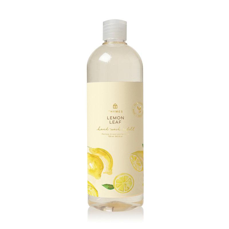 Thymes Thymes Lemon Leaf Hand Wash Refill