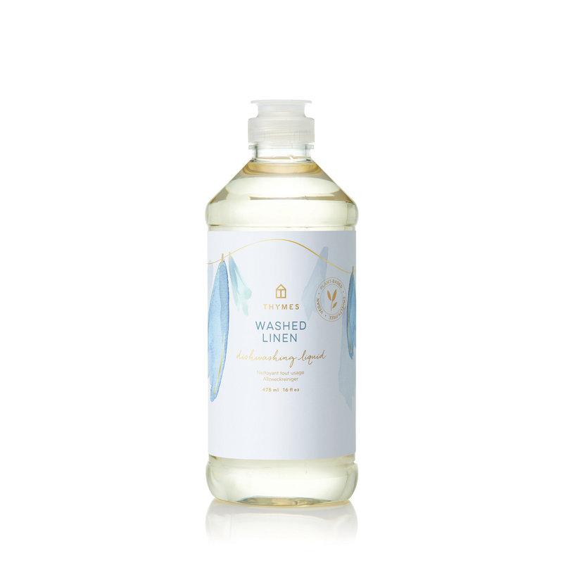 Thymes Washed Linen Dishwashing Liquid