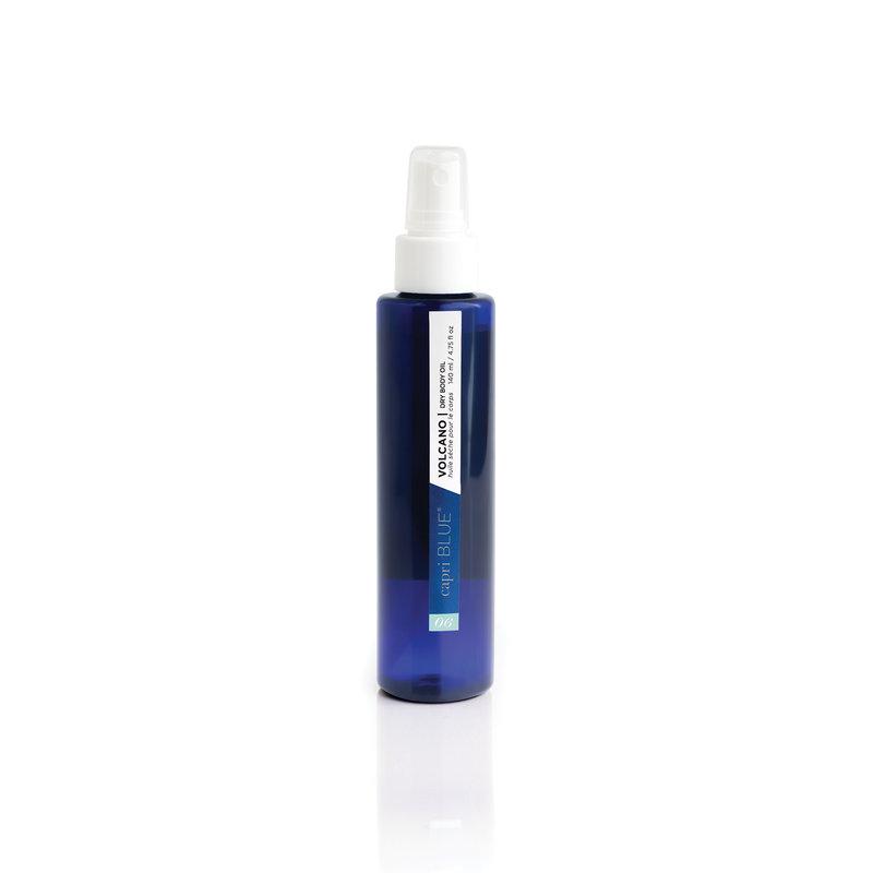 capri BLUE Volcano Dry Body Oil 4.75 oz