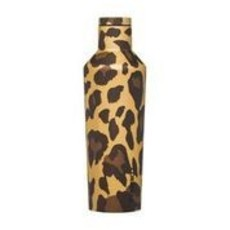 Corkcicle 16 Ounce Luxe Leopard Canteen