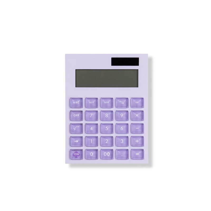 Kate Spade kate spade new york calculator, color block, lilac