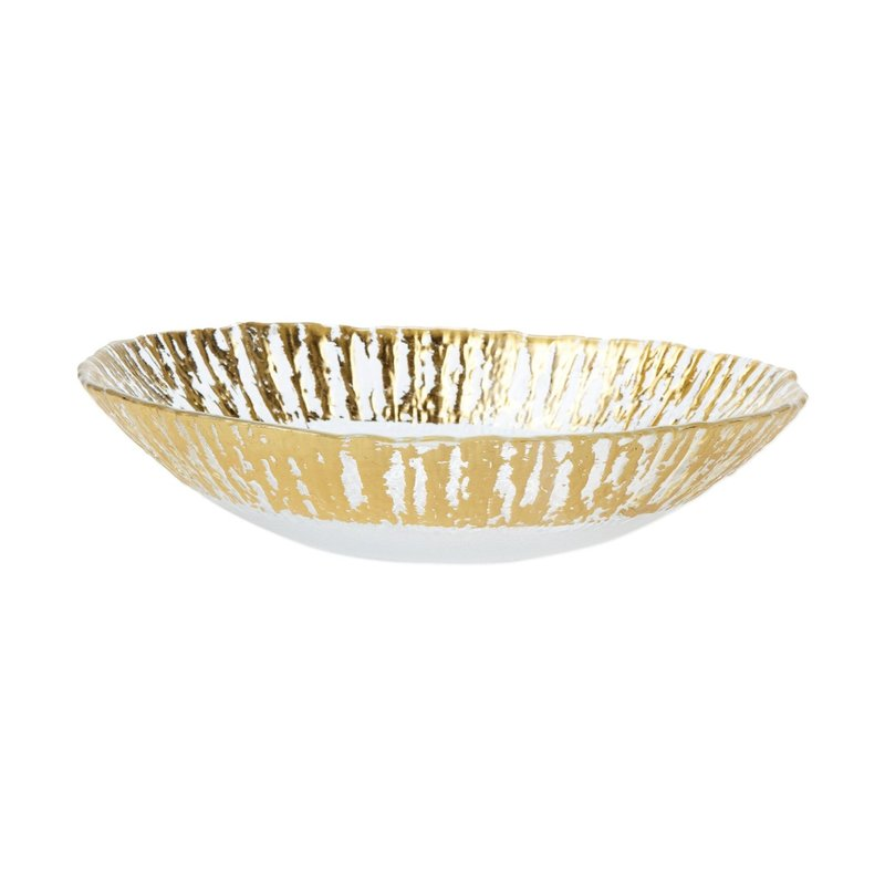 Vietri Rufolo Medium Oval Serving Bowl