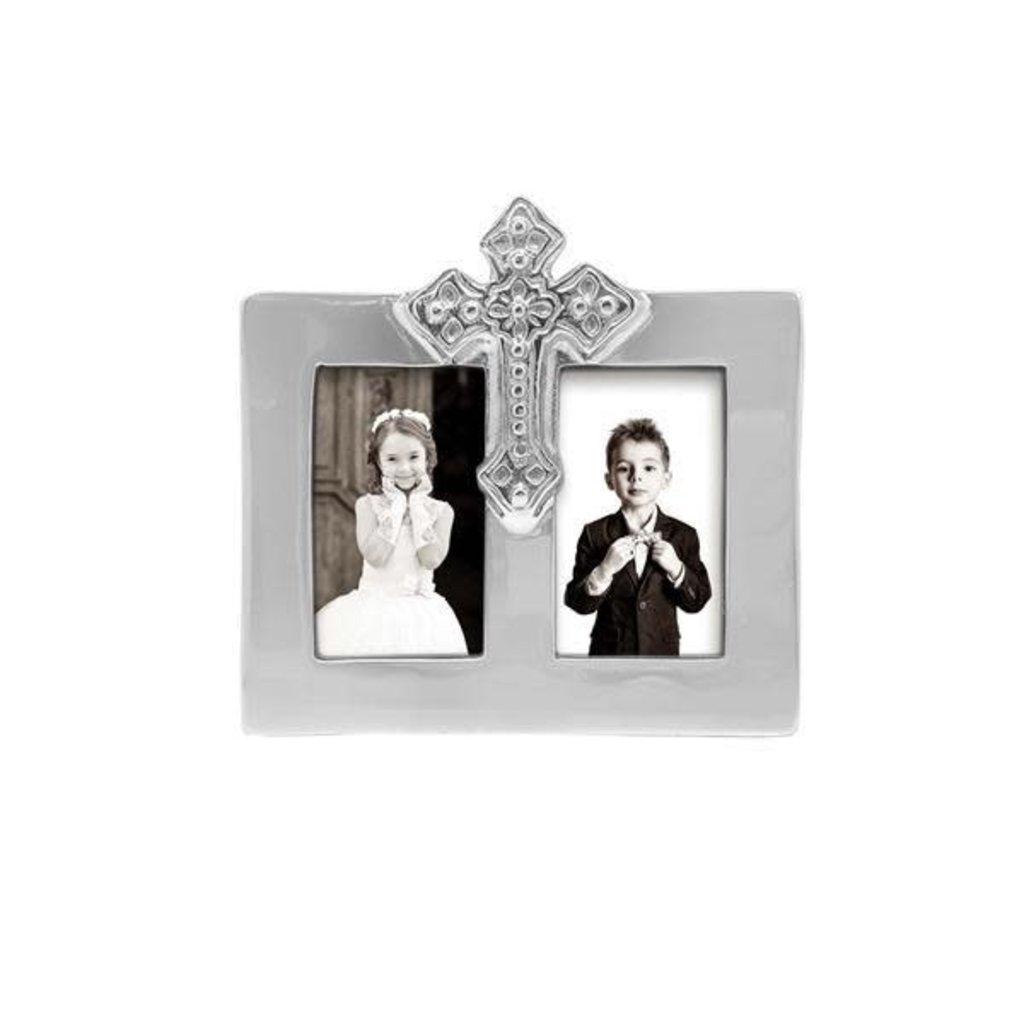 Mariposa Cross Double 2x3 Frame