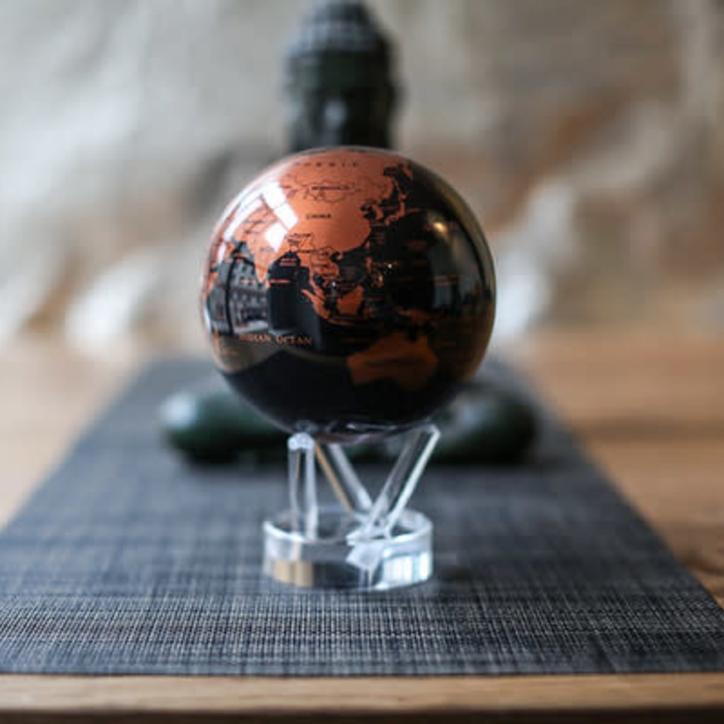 MOVA  International Black & Copper MOVA Globe