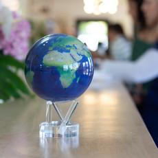 MOVA  International Earth with Clouds MOVA Globe
