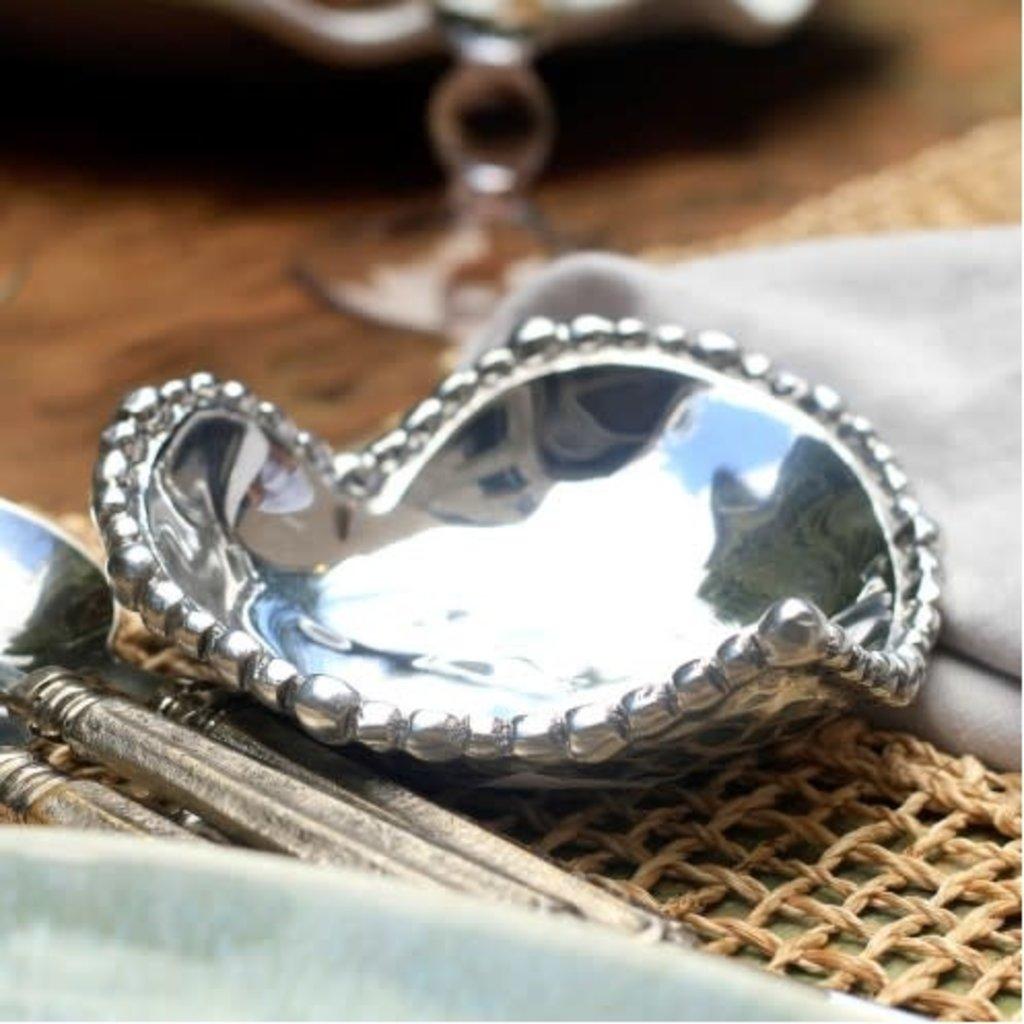 Beatriz Ball GIFTABLES Organic Pearl Heart Bowl