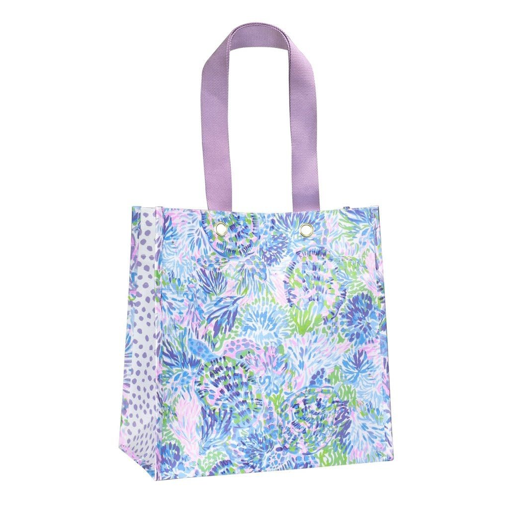 Lilly Pulitzer Lilly Pulitzer Market Shopper, Shell of a Party