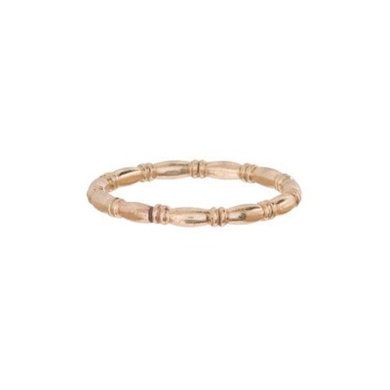 enewton Harmony Gold Ring - Size 7