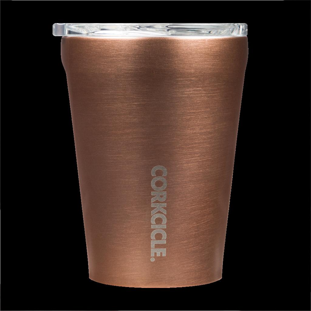 Corkcicle 12 Ounce Copper Tumbler