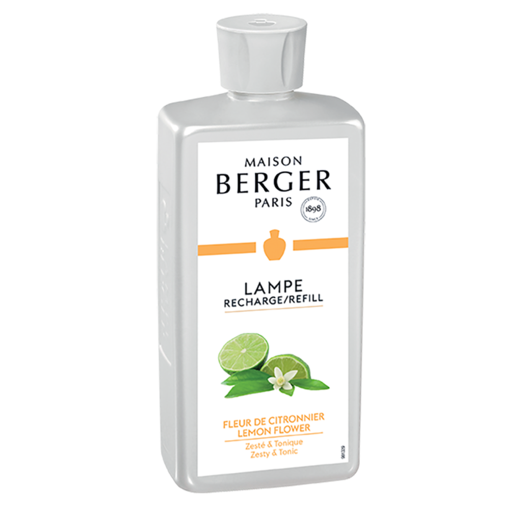 Lampe Berger Lemon Flower Lamp Fragrance-500mL