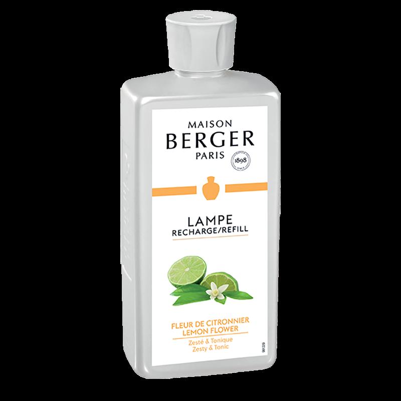 Lampe Berger Lemon Flower Lamp Fragrance-500mL