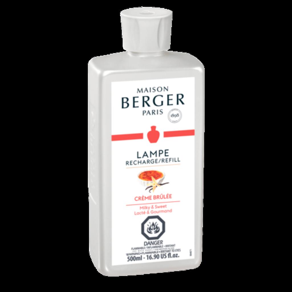 Lampe Berger Créme Brulée Lamp Fragrance-500 mL