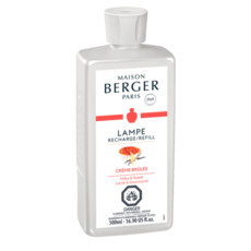 Lampe Berger Créme Brulée Lamp Fragrance-500 mL