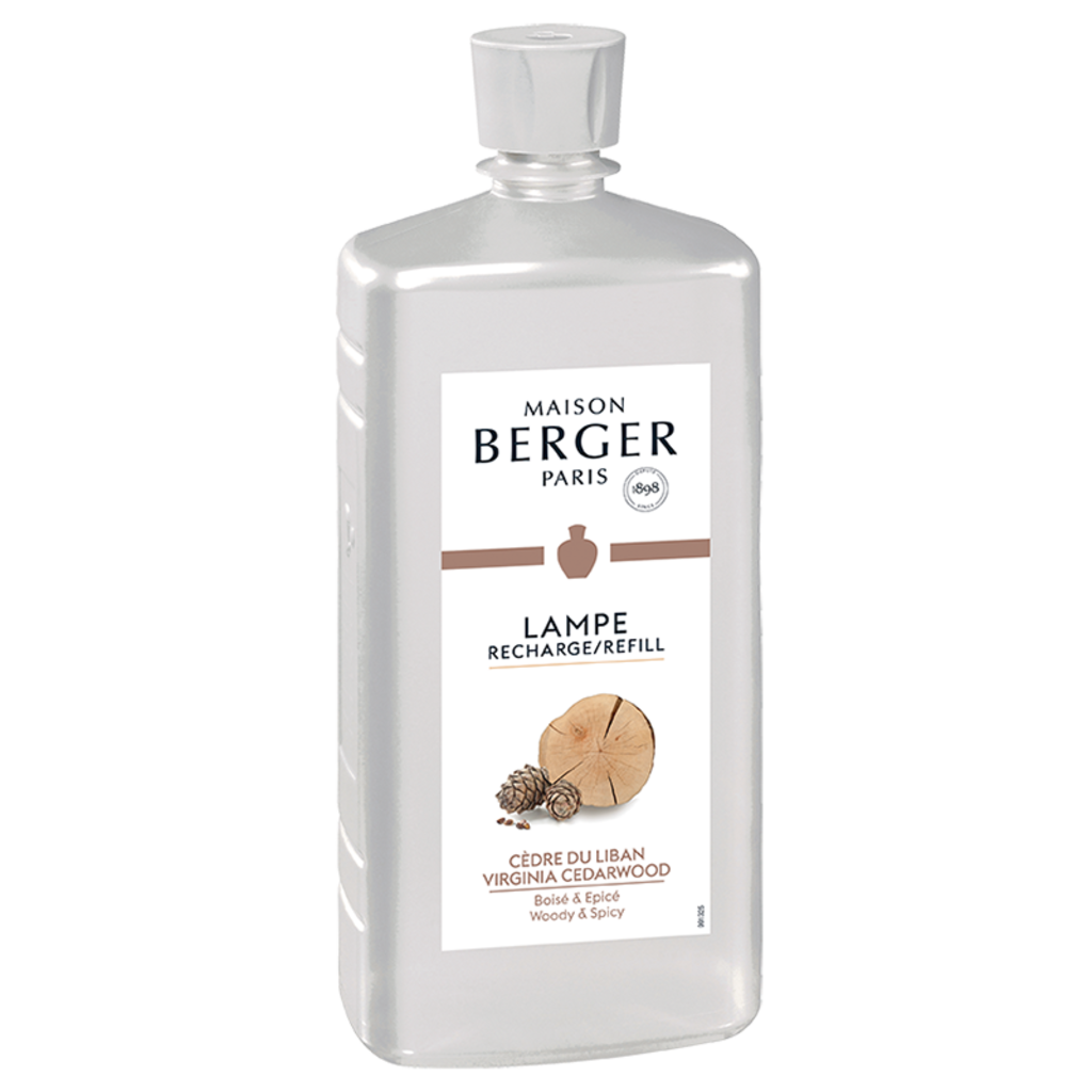 Lampe Berger Virginia Cedarwood Lamp Fragrance-1L