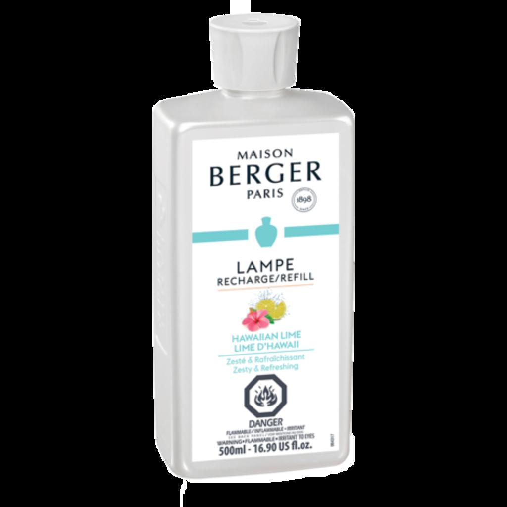 Lampe Berger Hawaiian Lime Lamp Fragrance-500 mL