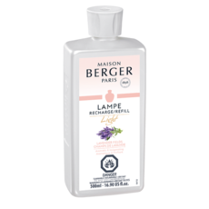 Lampe Berger Lavender Fields Lamp Fragrance-500 mL