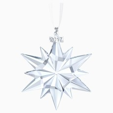 Swarovski 2017 ANNUAL EDITION SWAROVSKI CHRISTMAS ORNAMENT