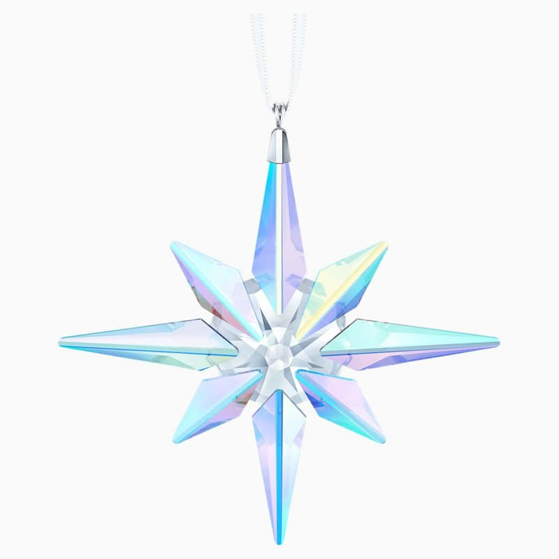 Swarovski 2019 STAR AURORA BOREALIS SWAROVSKI CHRISTMAS ORNAMENT