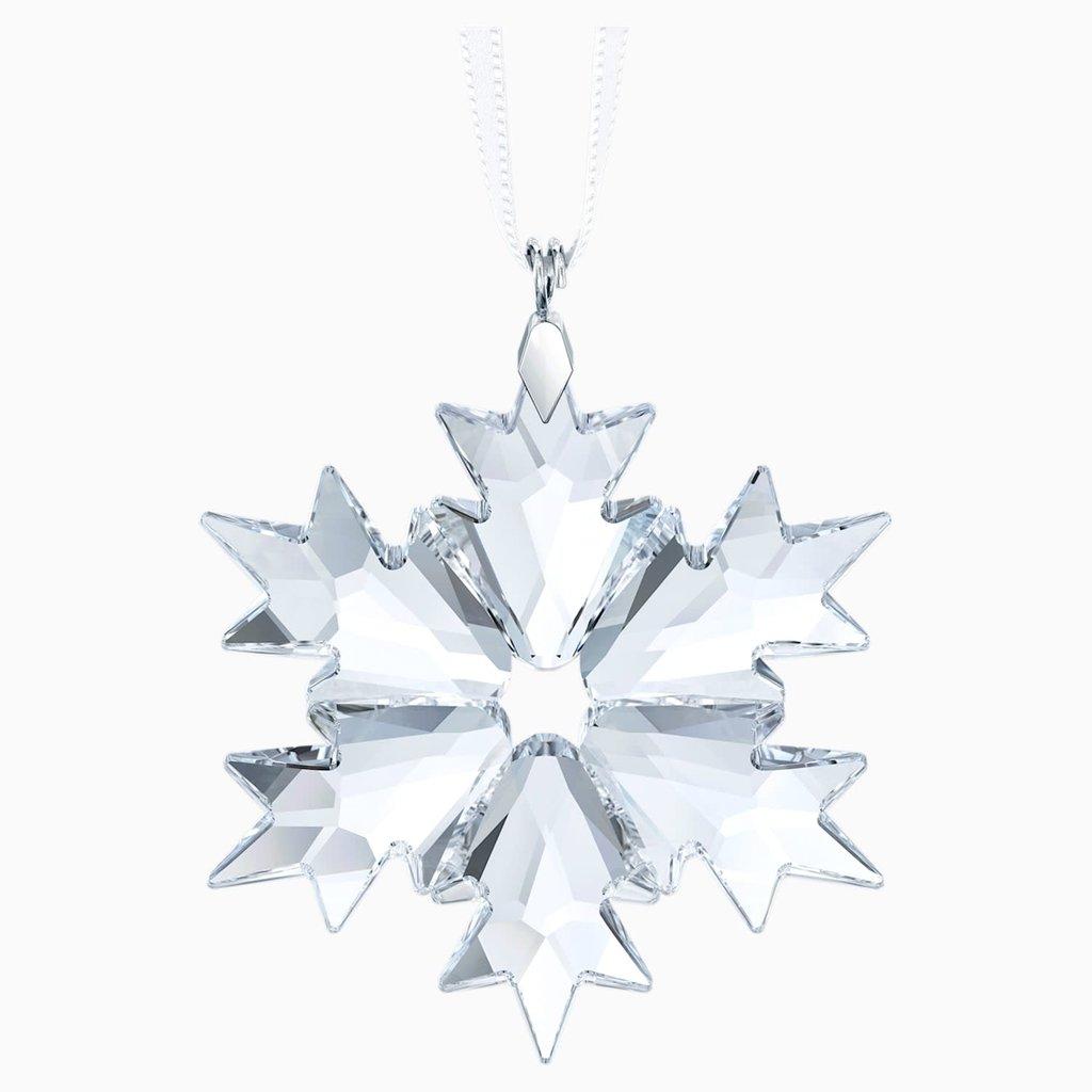 Swarovski 2018 LITTLE SNOWFLAKE SWAROVSKI CHRISTMAS ORNAMENT