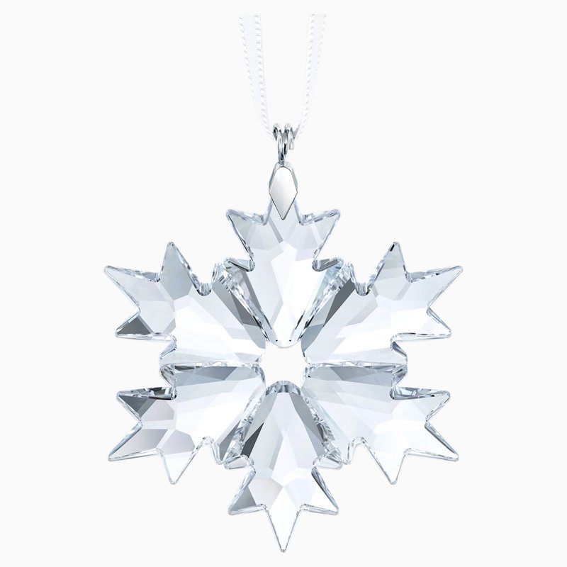 Swarovski 2018 LITTLE SNOWFLAKE SWAROVSKI CHRISTMAS ORNAMENT