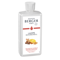 Lampe Berger Orange Cinnamon Lamp Fragrance-500 mL