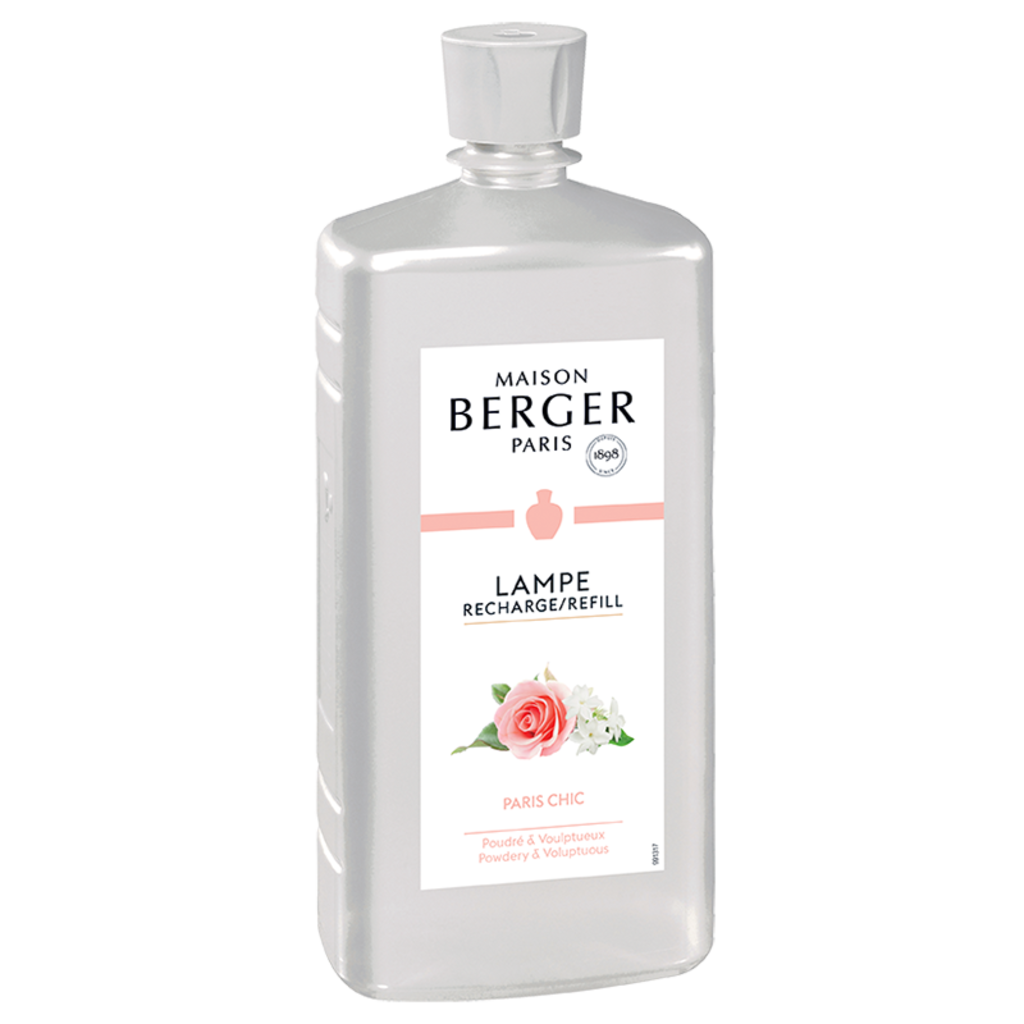 Lampe Berger Paris Chic Lamp Fragrance-500 mL