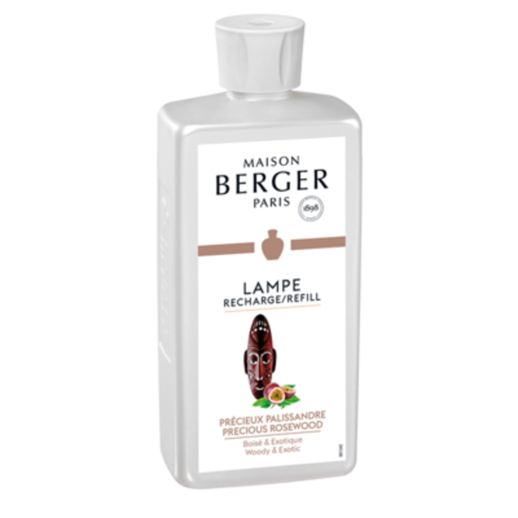 Lampe Berger Precious Rosewood Lamp Fragrance-500 mL