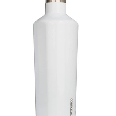 Corkcicle 60 Ounce White Canteen
