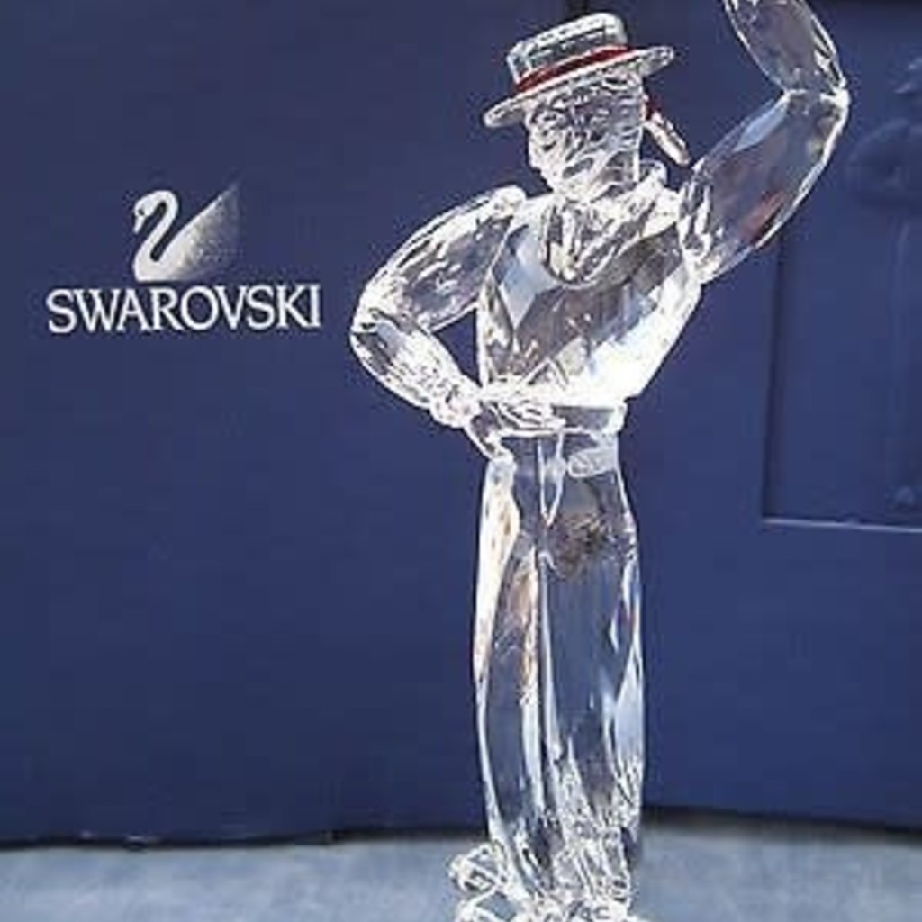 Swarovski SWAROVSKI CRYSTAL ANTONIO 2003 SCS ANNUAL EDITION MAGIC OF DANCE
