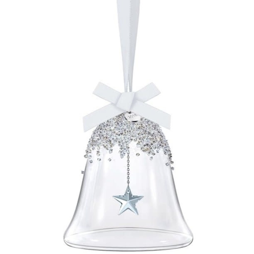 Swarovski 2016 SWAROVSKI CHRISTMAS BELL ORNAMENT ANNUAL EDITION