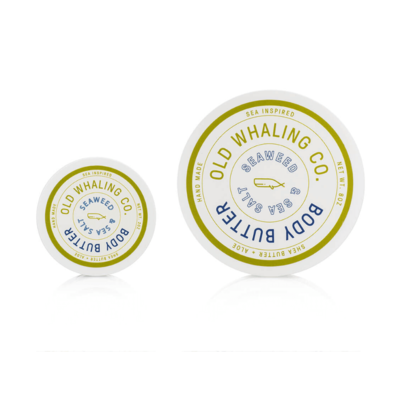 Old Whaling Company Seaweed & Sea Salt Body Butter