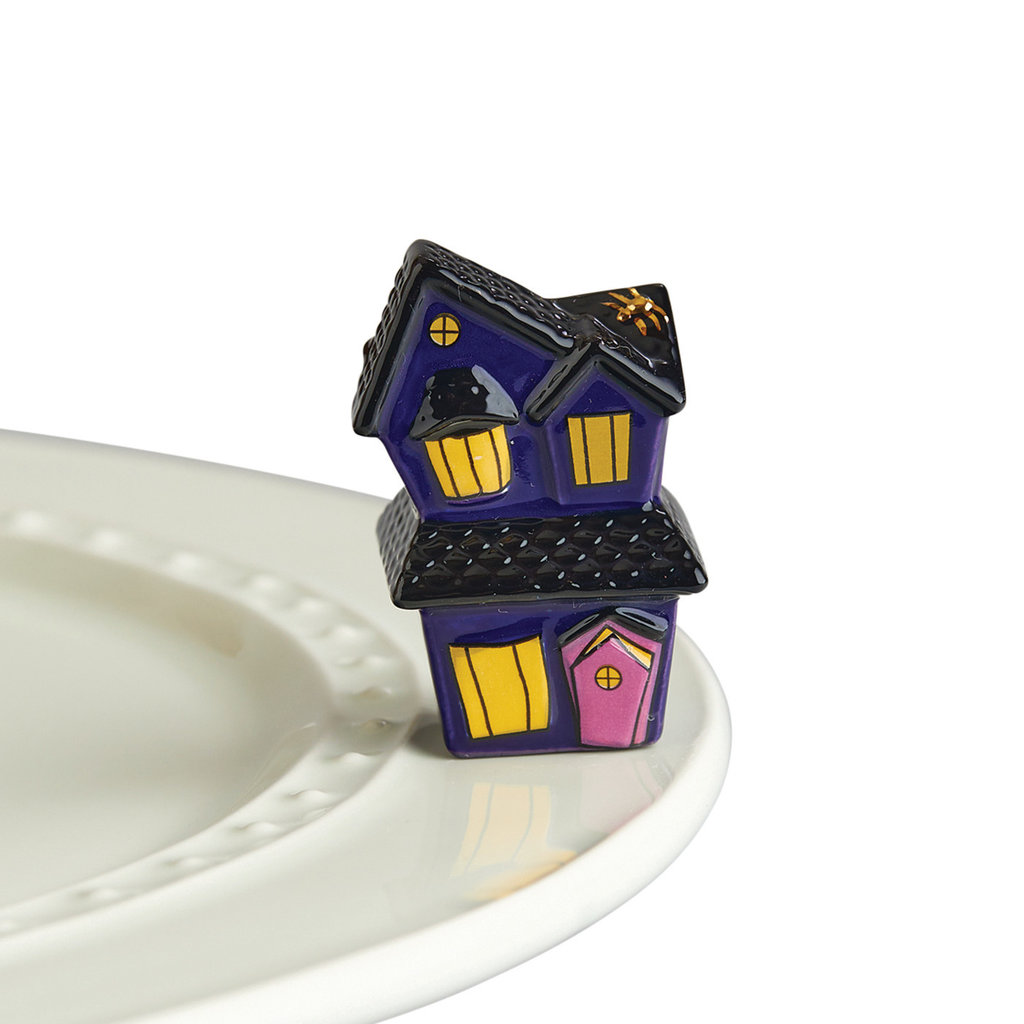 nora fleming spooky spaces( haunted house) mini