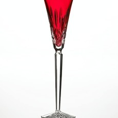 Waterford Lismore Jewels Ruby Flutes