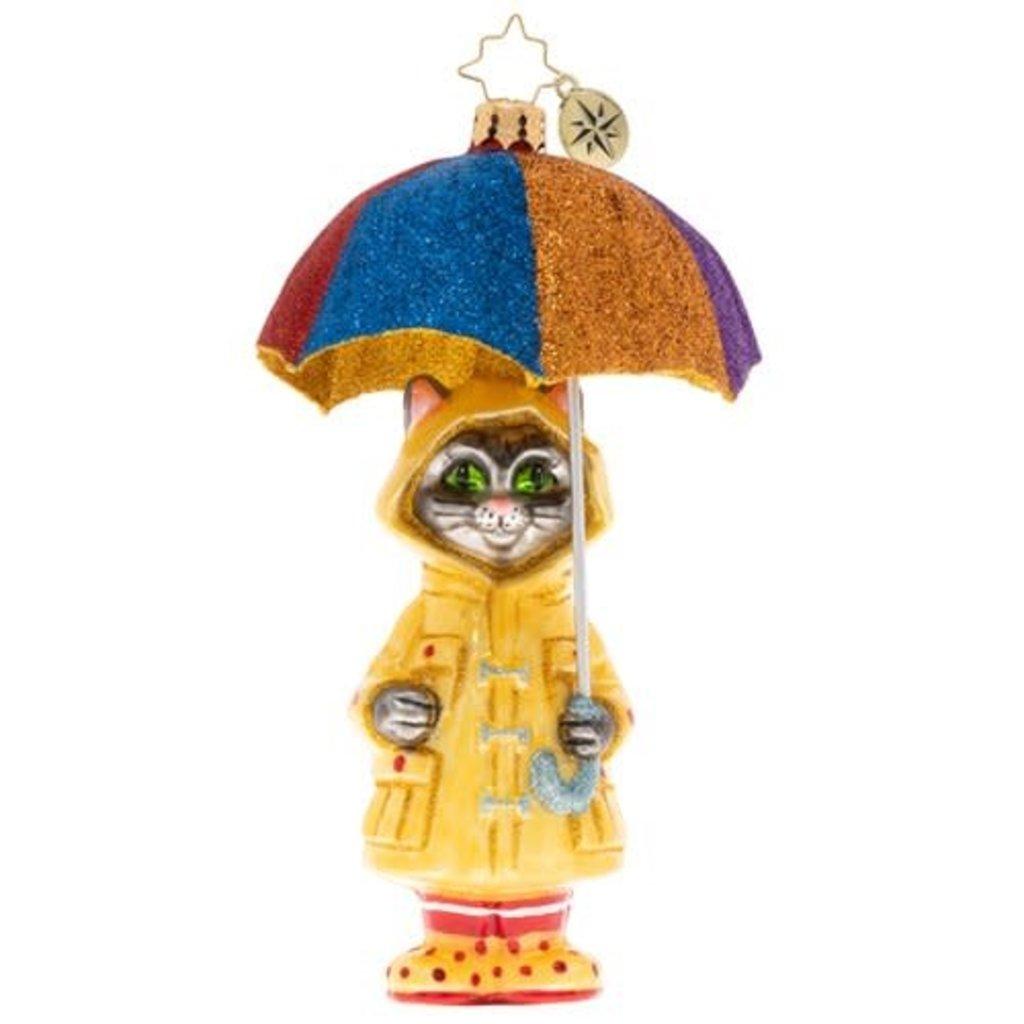Radko Radko Ornament - It's Raining Cats!