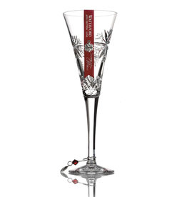 Waterford 2020 Snowflake Wishes Love Flute, Single