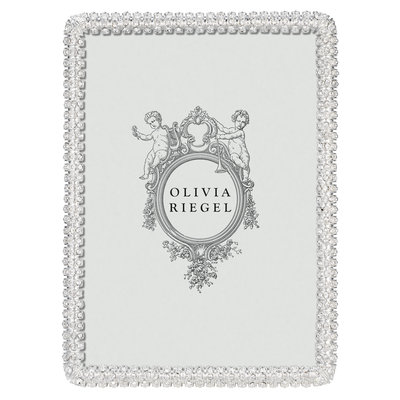 "Olivia Riegel CRYSTAL CHELSEA 5"" x 7"" FRAME"