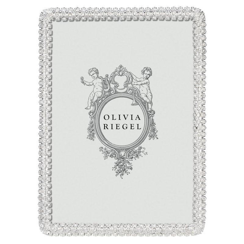 "Olivia Riegel CRYSTAL CHELSEA 5"" x 7"" FRAME"