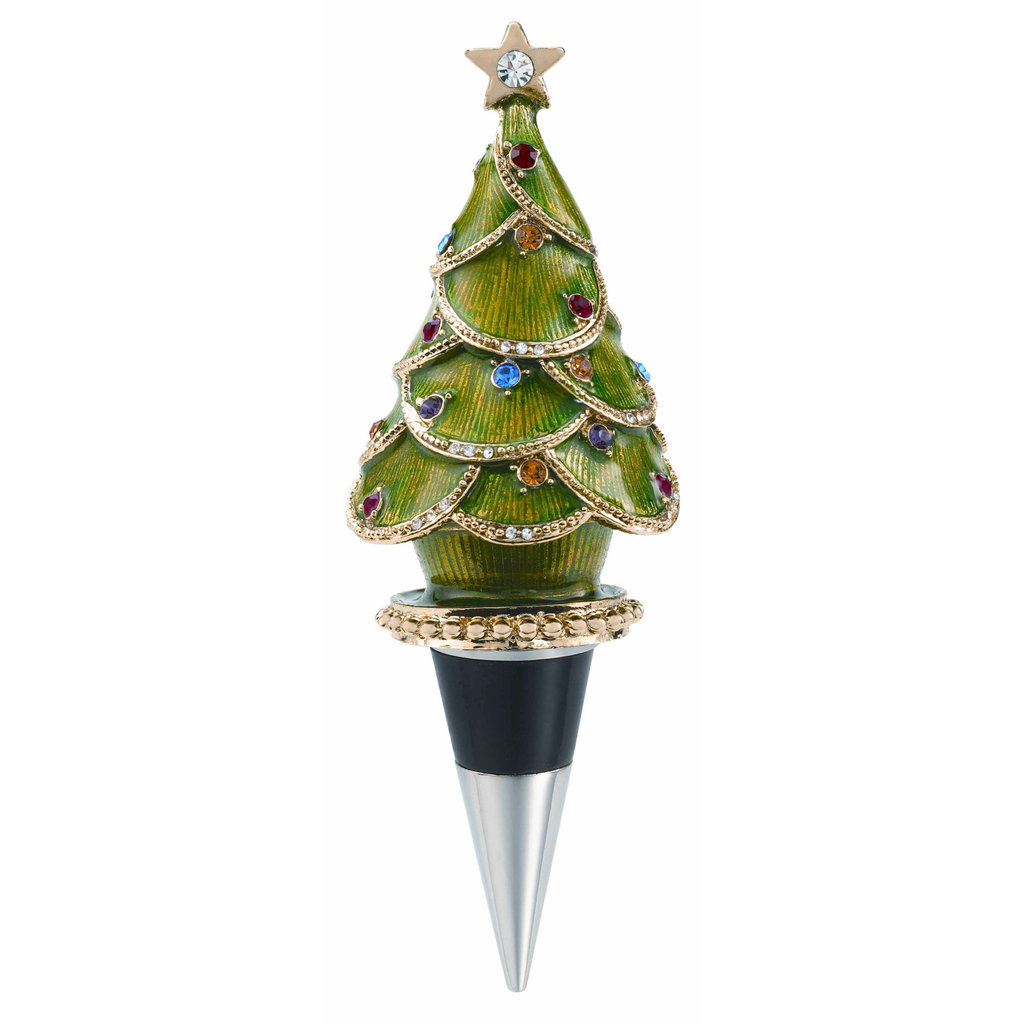 Olivia Riegel CHRISTMAS TREE BOTTLE STOPPER