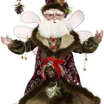 "Mark Roberts Mark Roberts -Ole Christmas Fairy, Medium 15.5"""
