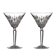 Waterford Lismore Martini, Set of 2