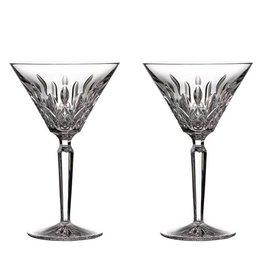Waterford Lismore Martini, Set of 2