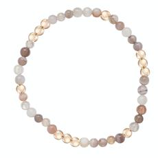 enewton worthy pattern 4mm bead bracelet -labradorite