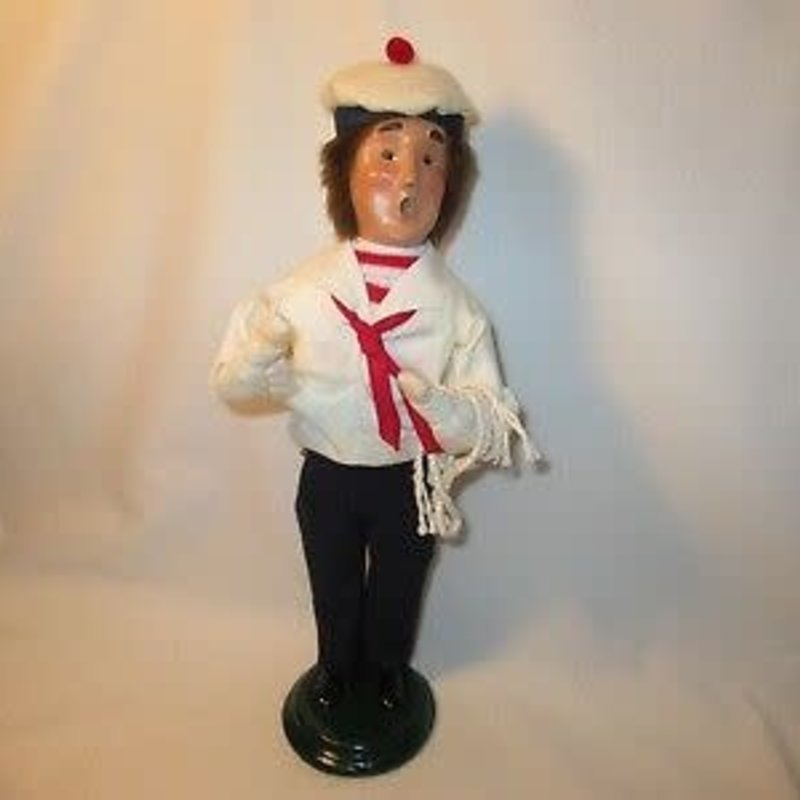 Byer's Choice Byers Caroler Nautical Sailor 1999